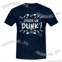 T-shirt - J'suis un Dunk' - Homme