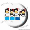 Badge / Magnet CôPro