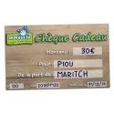 Chèque Cadeau DKDRAGE.FR