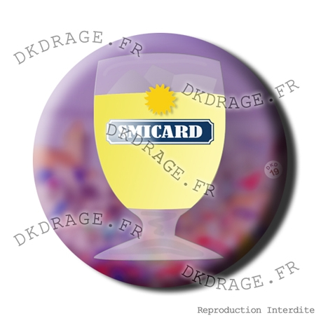 Badge / Magnet SMICARD