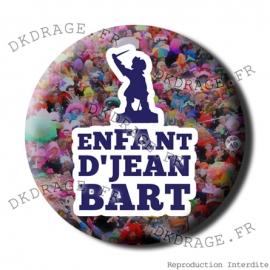 Badge / Magnet Enfant d'Jean Bart