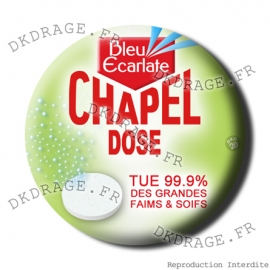 Badge / Magnet Chapel Dose