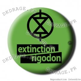 Badge / Magnet Extinction Rigodon