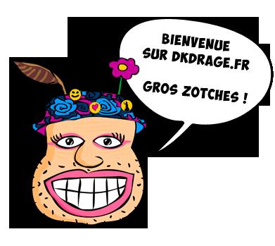 Bienvenue sur le calendrier du carnaval 2018 de dkdrage.fr