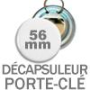 Décapsuleur / Porte-clés (56mm)